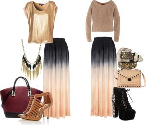 Double Take: 1 Skirt, 2 Looks