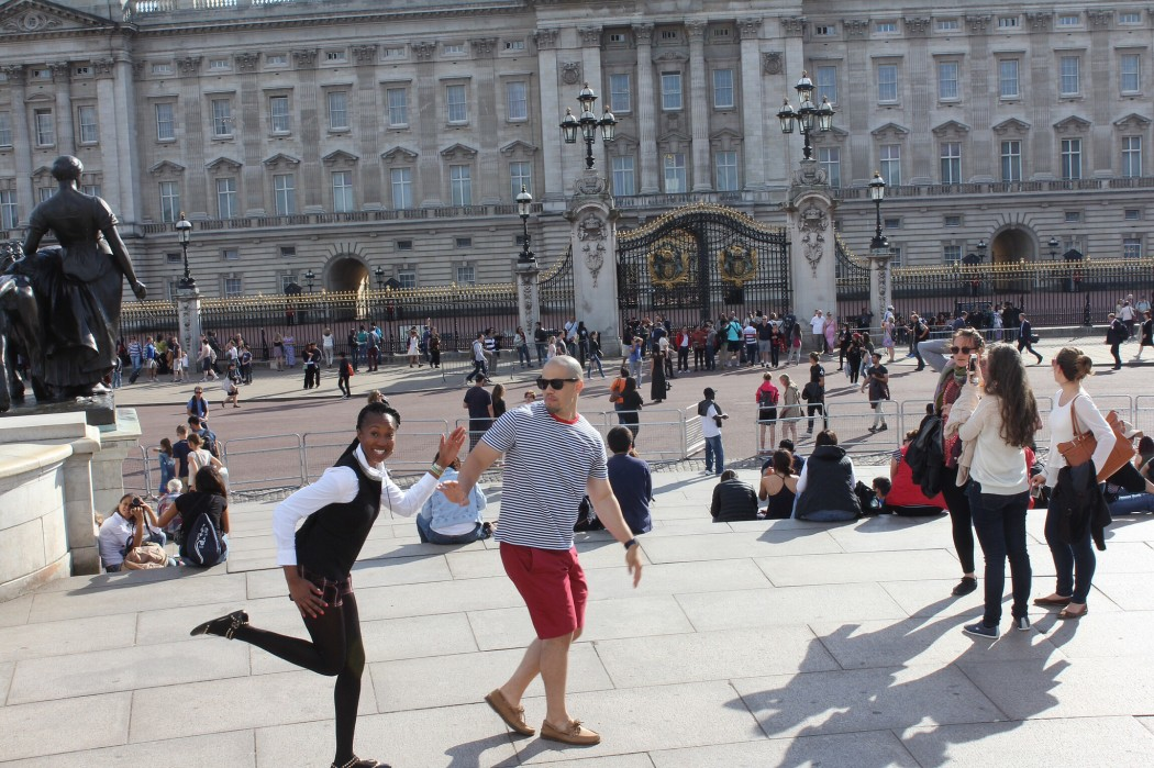 Travel, to London!