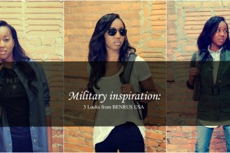 Video: How to Wear Military-inspired Looks