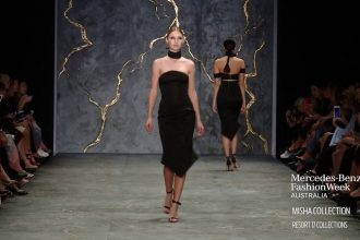 Misha Collection's Plays Beyonce's 'Formation' on an All White Runway