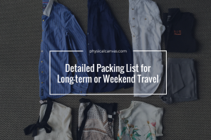 Detailed Packing Guide for the Fashionable Traveler