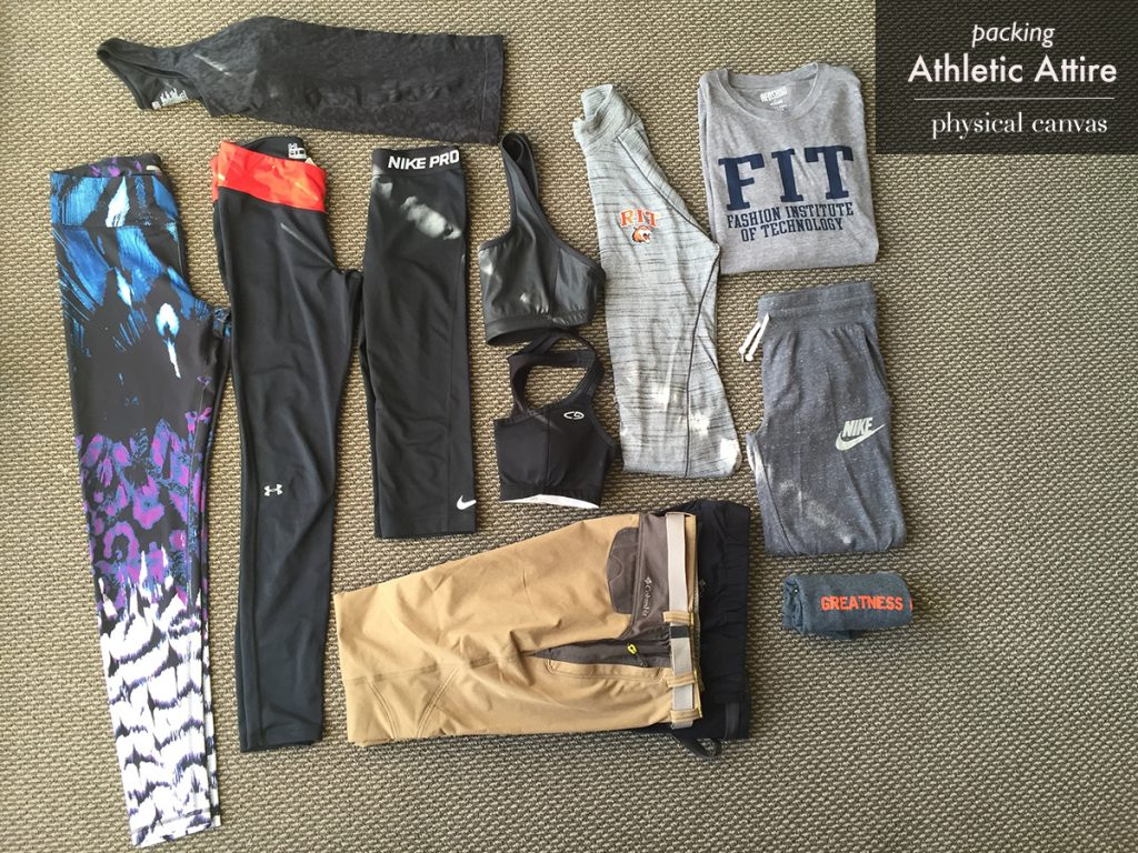 packing_athleticattire