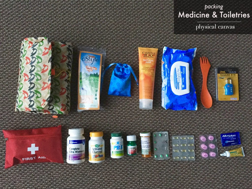 packing_medicine